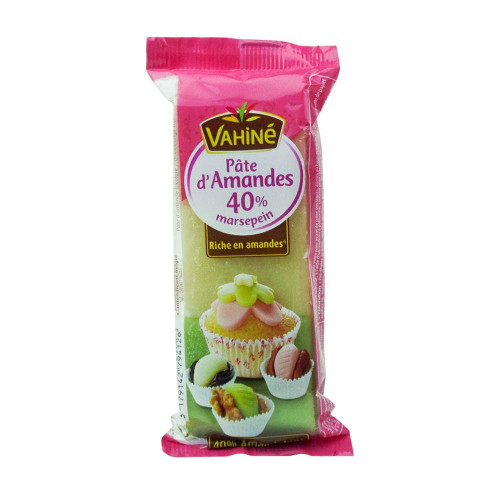Vahine French Tricolor Almond Paste 150g/5.3 oz