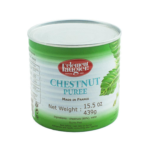 Clement Faugier Chestnut pure (unsweetened) 439g (15.5 oz)