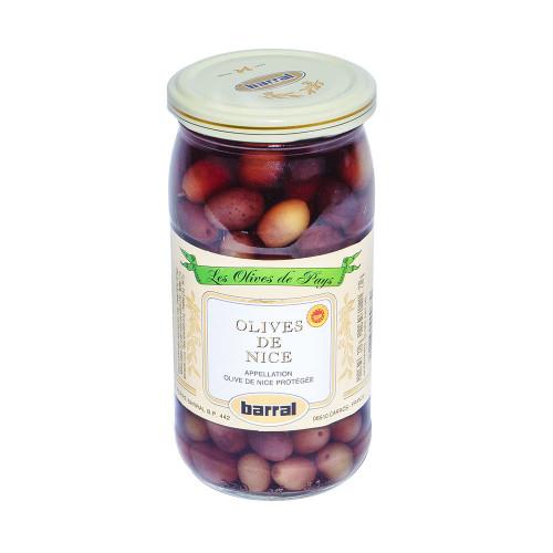 Barral Olives de Nice 8.1 oz