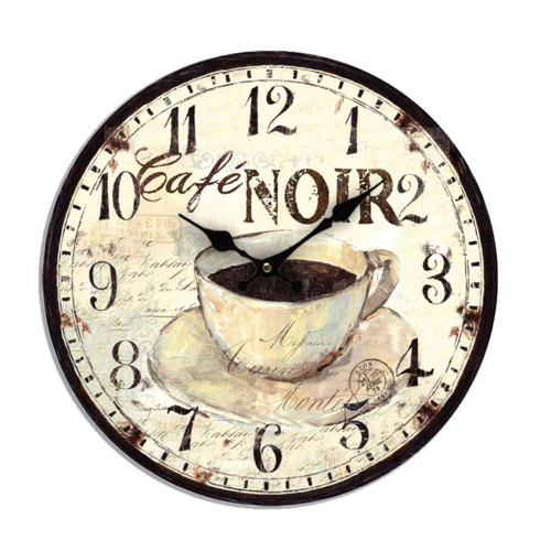 Clock Cafe 11 inch