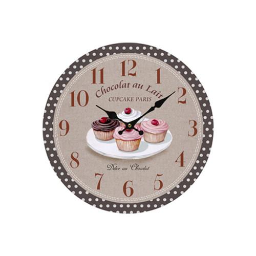 Clock Cupcake 15 inch