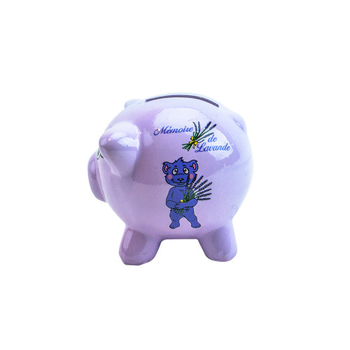 Piggy Bank Lavender