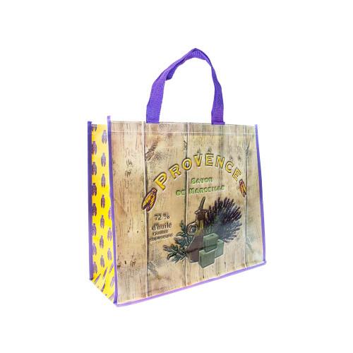 Grocery Bag Theme Savons de Marseille