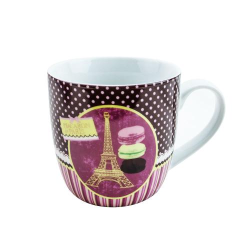French Macaroon Mug