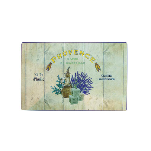 Table Set Provence soap
