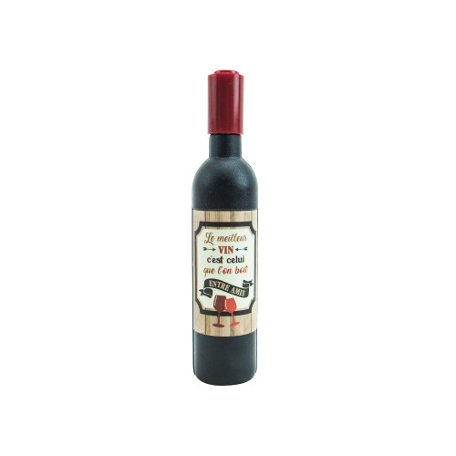 Magnetic Corkscrew and opener  - mini bottle 4.72 inch