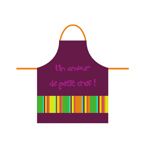 "Apron Kid ""Amour de Chef"""