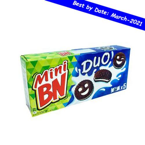 BN French Mini Duo Cookies 190g (6.7oz)