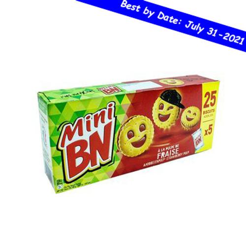 BN French Mini Strawberry Cookies 175g (6.2oz)