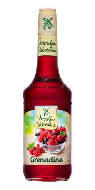 Moulin de Valdonne Grenadine Syrup 70cl /23,7 fl oz