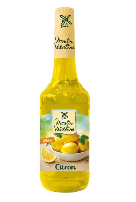 Moulin de Valdonne Lemon Syrup 70cl
