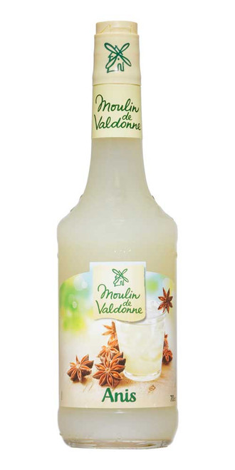 Moulin de Valdonne  Anis Syrup 70cl (23,7 fl oz)