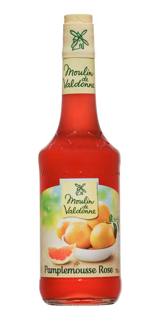 Moulin de Valdonne Pink Grapefruit Syrup 70cl /23.7 fl oz