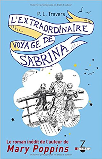 The extraordinary journey of Sabrina French Edition