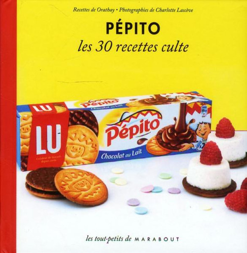 Pepito The 30 Recipes Cult French Edition