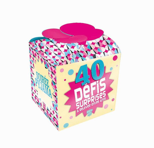 Surprise Boxes, French Edition Pajama Party (French)