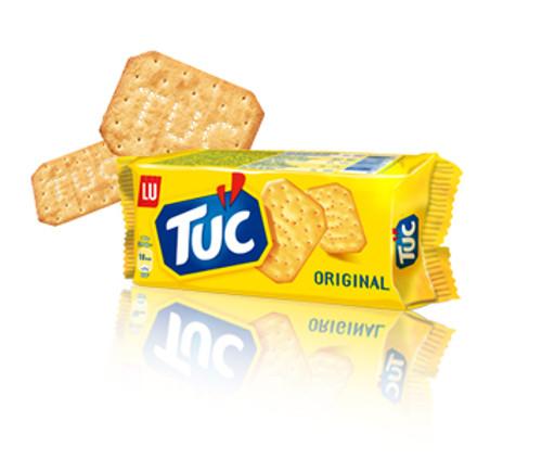 LU Tuc Crackers Original 100g (3.5oz)