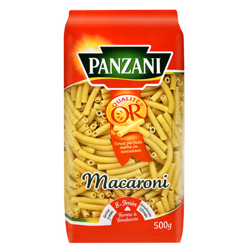 Panzani Macaroni 500g (17.6oz)