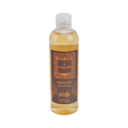 La Savonnerie de Nyons Shampoo with Organic Argan oil 8.45 fl oz
