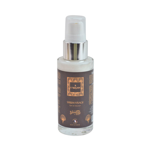 La Savonnerie de Nyons Face Serum with Organic Argan Oil 1.01 fl oz
