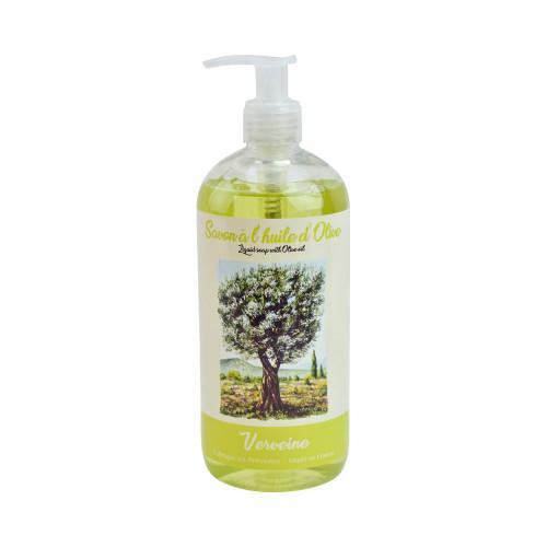 La Savonnerie de Nyons Verbena liquid soap 500ml/16.91 fl oz