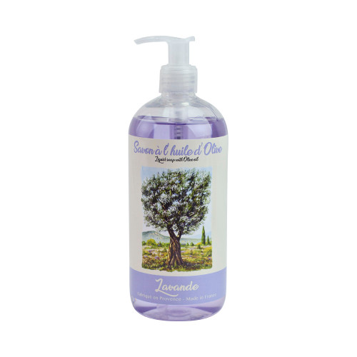 La Savonnerie de Nyons Lavender Liquid Soap 16.91 fl oz