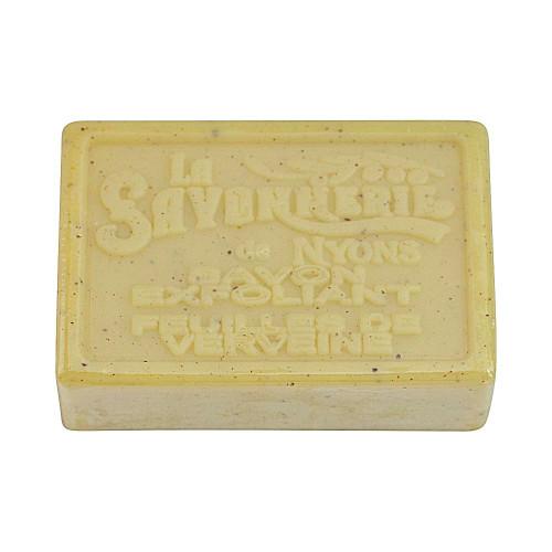 La Savonnerie de Nyons Exfoliating Soap Verbena 3.53 oz