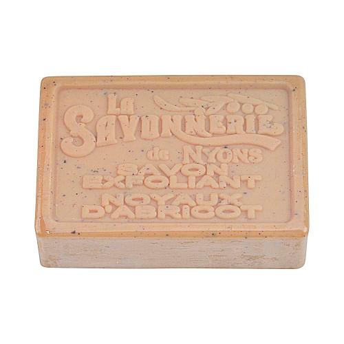 La Savonnerie de Nyons Exfoliating Soap Apricot 100g/3.53 oz