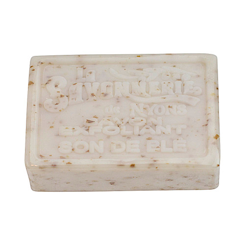 La Savonnerie de Nyons Exfoliating Soap Wheat Bran 3.53 oz