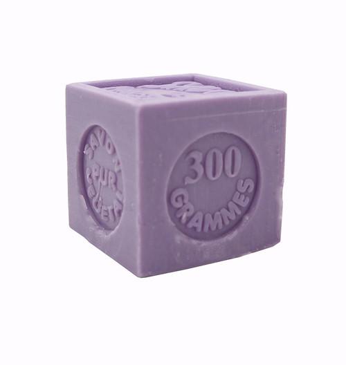 La Savonnerie de Nyons Soap of Marseille Cube Lavender 300g/11 oz