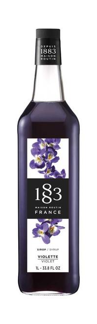 1883 Syrup Violet 1L (33.8 fl oz)