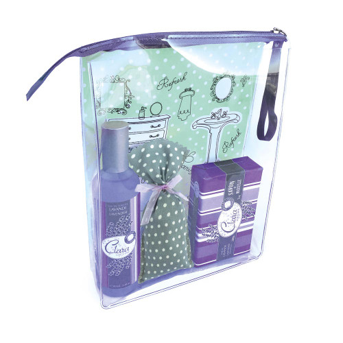 Lavender 3 Pieces Gift Set