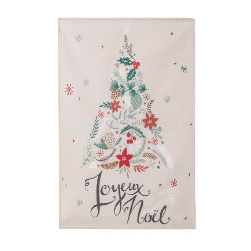 "Coucke Kitchen Towel Merry Christmas 20""x30"""