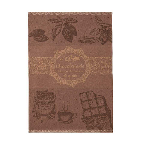 "Coucke KitchenTowel Chocolaterie 20""x30"""