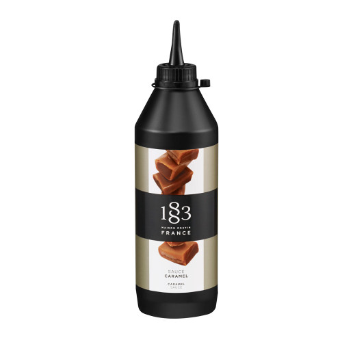 1883 Sauces Caramel Squeeze 500ml (16.9 fl oz)