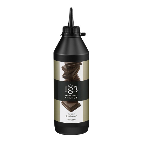 1883 Sauces Dark Chocolate squeeze 500ml (16.9 fl oz)