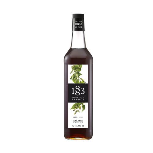1883 Green tea Syrup 1l (33.8 fl oz)