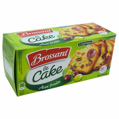 Brossard the sliced fruit cake 300G/10.58 oz