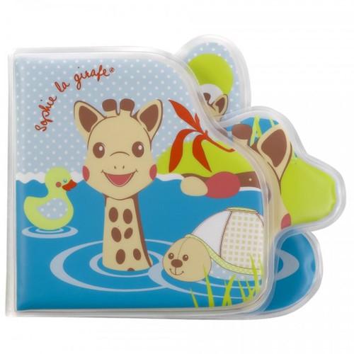 Sophie La Girafe Bath Book
