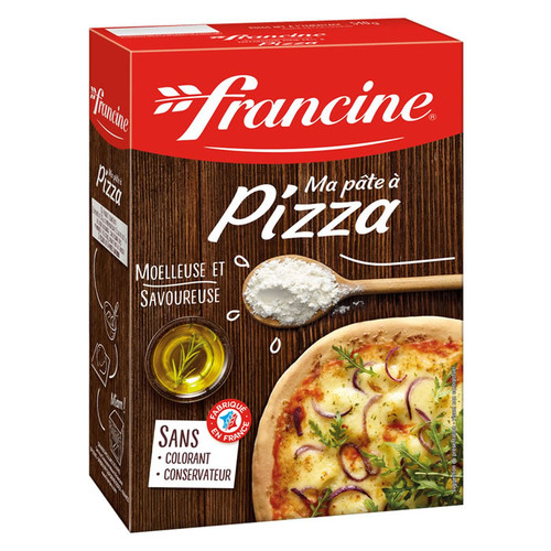 Francine French Pizza Mix 1.12Lb