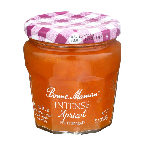 Bonne Maman Intense Apricot Fruit Spread 235g/8.2 oz