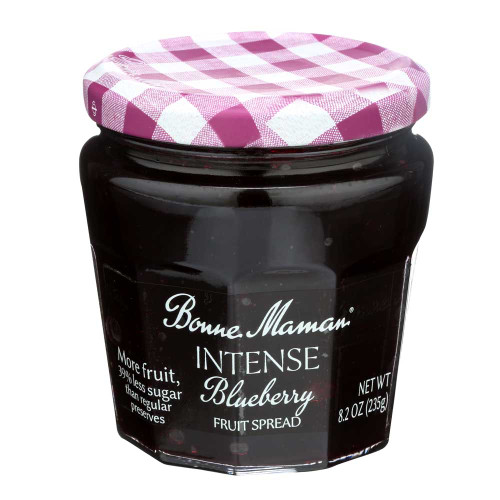 Bonne Maman Intense Blueberry Fruit Spread 235g/8.2 oz
