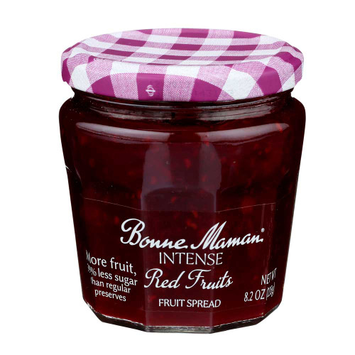 Bonne Maman Intense Red Fruits Fruit Spread 235g/8.2 oz