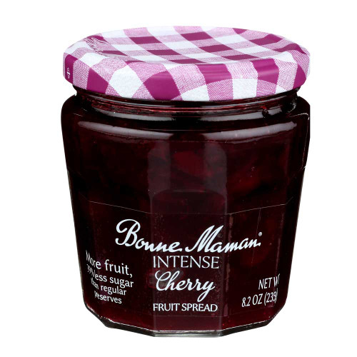 Bonne Maman Intense Cherry Fruit Spread 235g/8.2 oz