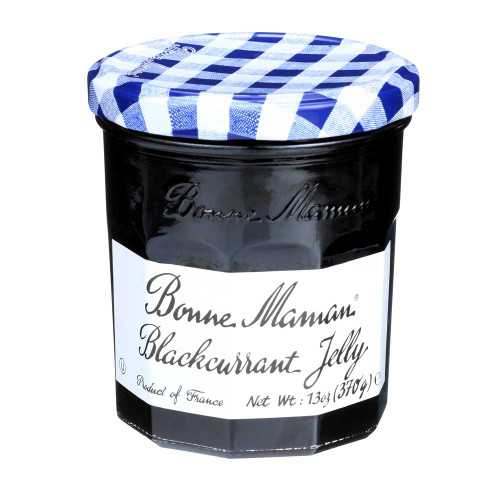 Bonne Maman Black currant Jelly 370g/13oz