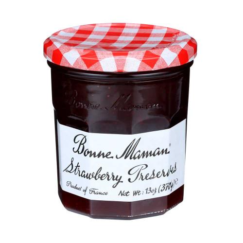 Bonne Maman Strawberry Preserves 370g/13oz