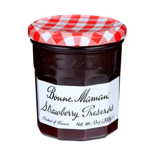 Bonne Maman Strawberry Preserves 370g/13oz