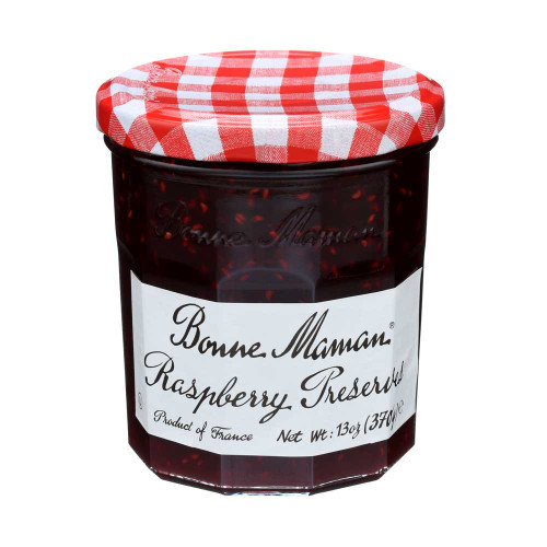 Bonne Maman Raspberry Preserves 370g/13oz