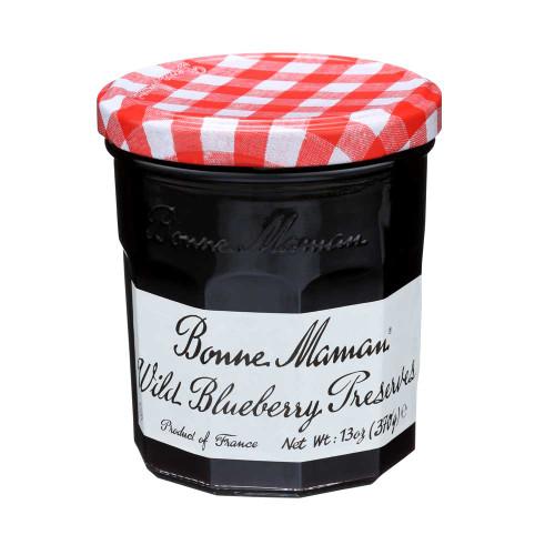 Bonne Maman Wild Blueberry Preserves 370g/13oz