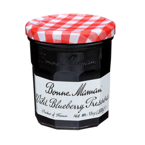 Bonne Maman Wild Blueberry Preserves 370g/13oz